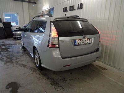 begagnad Saab 9-3 2.0t BioPower NYSERVAD XENON LÅG MIL