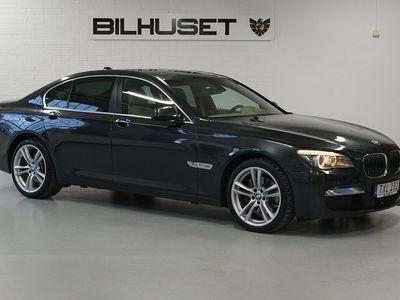 begagnad BMW 740 d xDrive D M-Sport VÄRMARE