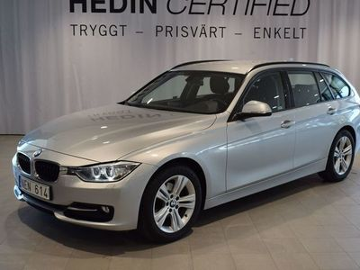 begagnad BMW 320 d Touring Steptronic