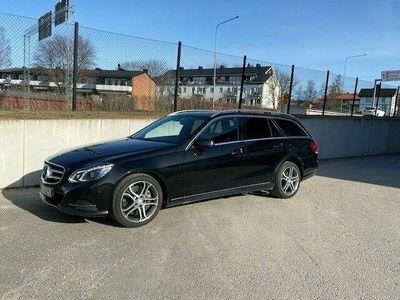 begagnad Mercedes E350 BlueTEC 4MATIC 7G-Tronic Plus 252hk