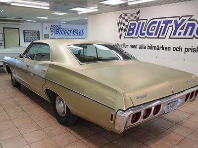 begagnad Chevrolet Impala 1968 V8 327 Avbetalning/ Inb