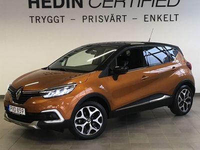 used Renault Captur 120 HK TCE EDC INTENS