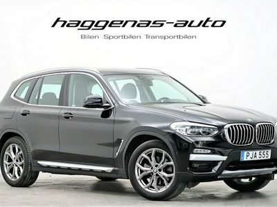 begagnad BMW X3 xDrive20d xDrive 20 / NAVI / Drag