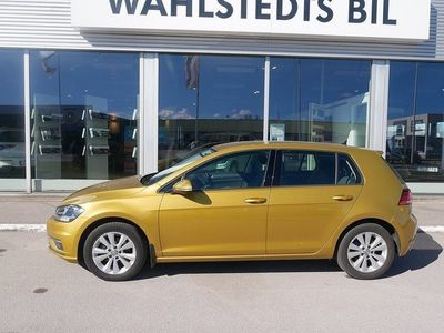 begagnad VW Golf 1,4 TSI 125 MULTIFUEL