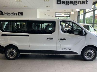 begagnad Renault Trafic PASSENGER 9-SITS 125HK