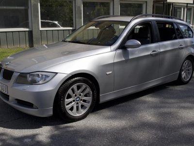 begagnad BMW 325 i Touring 218hk Nybesiktigad -06