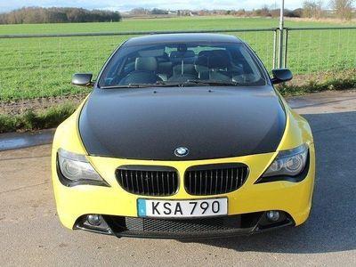 begagnad BMW 630 i Coupé Automat 258hk