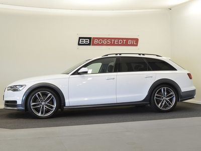 begagnad Audi A6 Allroad 3.0 TDI Q, Drag, Värmare -17