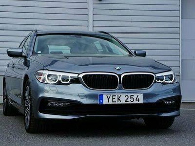 begagnad BMW 324 520 d xDrive Sport line Navi Värmare Drag 2018, Kombi Pris900 kr