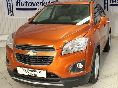 begagnad Chevrolet Trax 1.7D LTZ Automat 2014, Personbil 106 000 kr