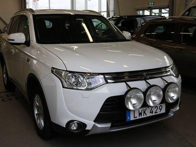 usado Mitsubishi Outlander P-HEV 2.0 4WD City 7 Summit (121hk)