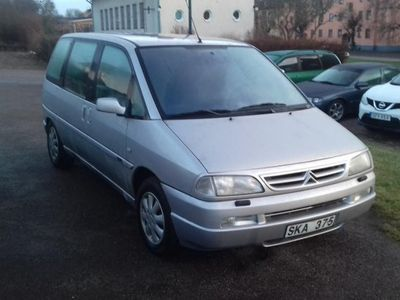 begagnad Citroën Evasion -01