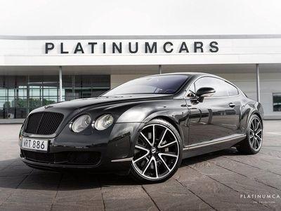 begagnad Bentley Continental GT 6.0 W12 SV.SÅLD 560hk