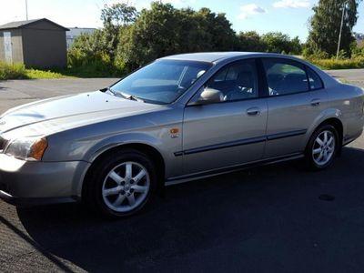 begagnad Chevrolet Evanda 2.0 (dragkrok) -04