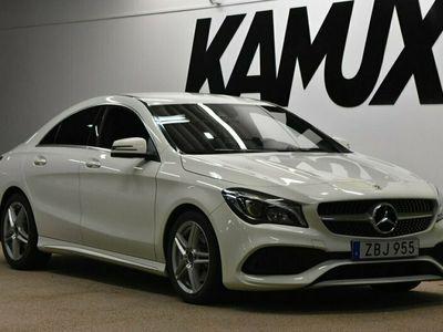 begagnad Mercedes CLA220 d 220d   AMG   Carplay   Backkamera   S&V   177hk