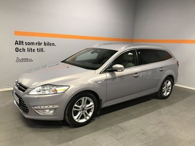 begagnad Ford Mondeo 2.0 TDCi 163 Business X Kombi