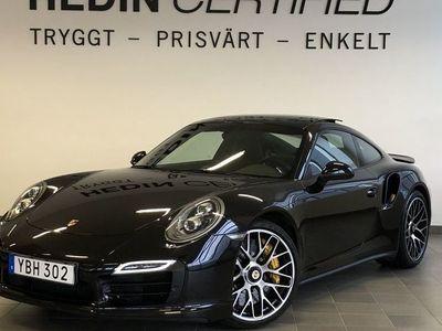 begagnad Porsche 911 Turbo S /991 PDK (560hk) Keramiska