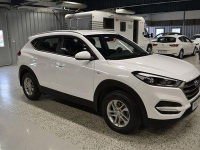 begagnad Hyundai Tucson 1.6 GDI Manuell, 135hk