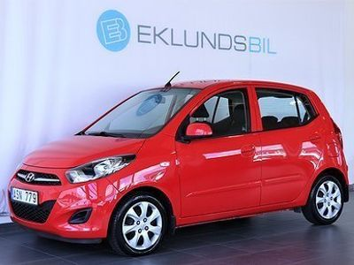 begagnad Hyundai i10 1.1