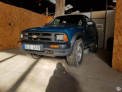 begagnad Chevrolet Blazer -95