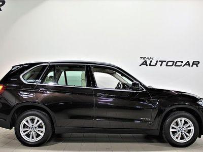 begagnad BMW X5 xDrive40e 313hk Panorama/GPS/Dragkrok