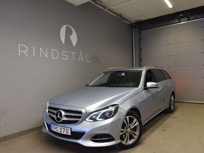 begagnad Mercedes E250 204 HK AUT DRAG 4M NAV