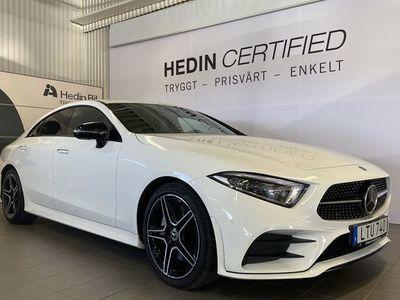 begagnad Mercedes CLS450 4MATIC Coupé /Vinterhjul/Nyservad/