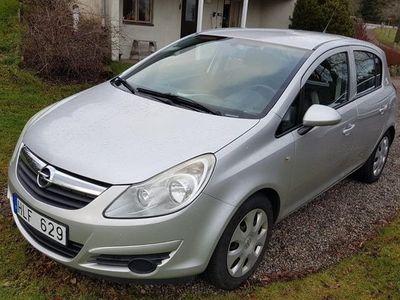 begagnad Opel Corsa 5d Enjoy 1.2 M5