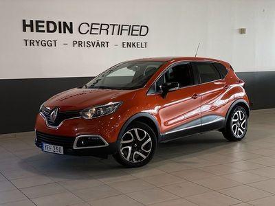 begagnad Renault Captur TCe 120 EDC Dynamique (120hk)