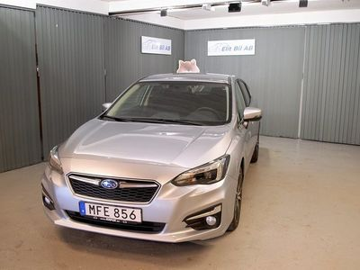 begagnad Subaru Impreza 1.6 4WD Lineartronic Euro 6