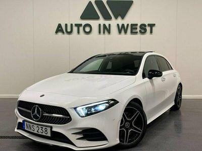 begagnad Mercedes A220 4MATIC