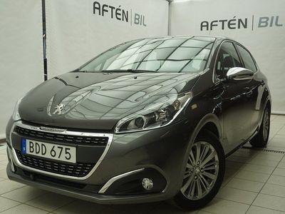 begagnad Peugeot 208 1.2 VTI PureTech 110hk