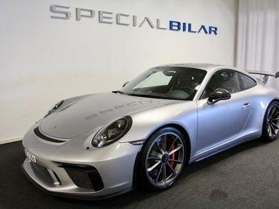 begagnad Porsche 911 GT3 911Clubsport Manuell Lift Sv-Såld 2018, Personbil 1 729 000 kr