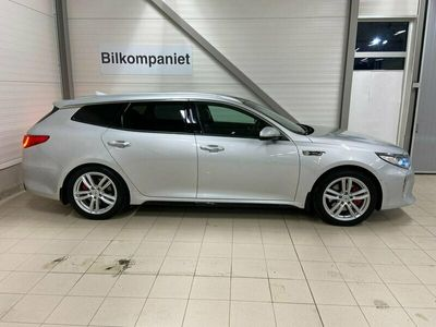 begagnad Kia Optima Sport Wagon GT 2.0 Turbo Automat Euro 6 245hk