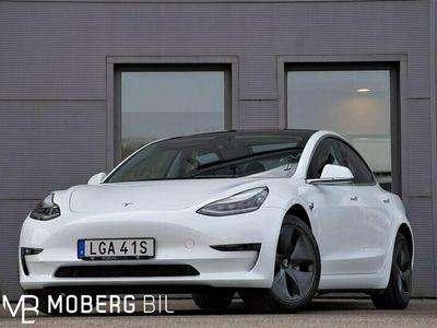 begagnad Tesla Model 3 Long Range AWD 431hk Panorama Autopilot