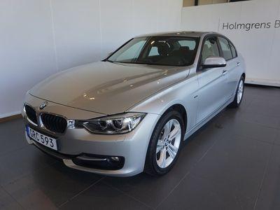 used BMW 318 d Sedan