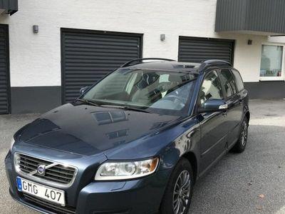 begagnad Volvo V50 1.6 Kinetic