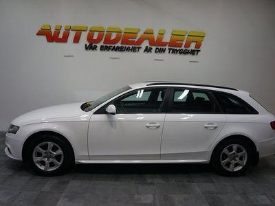 begagnad Audi A4 Avant 2.0 quattro Pro Line 180hk