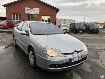 begagnad Citroën C5 2.0 140hk Välvårdad (få ägare) -05