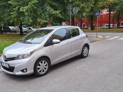 begagnad Toyota Yaris 5-dörrar 1.33 VVT-i Multidrive