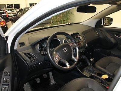 begagnad Hyundai ix35 1,7 CRDi Comfort Plus M6