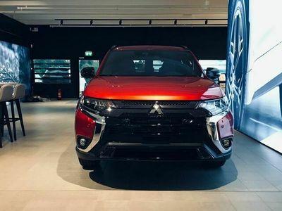 begagnad Mitsubishi Outlander ONYX 7 - SITS