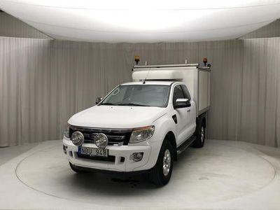 begagnad Ford Ranger 2.2 TDCi 4WD 2013, Pickup 70 000 kr