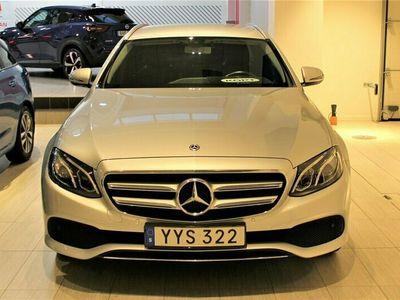 begagnad Mercedes E220 E Benzd 4MATIC 9G-Tronic BRA SPEC 2018, Kombi 329 900 kr