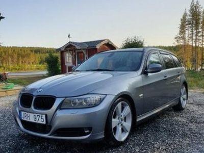 begagnad BMW 320 e91 d xdrive