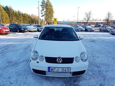 gebraucht VW Polo 3-dörrar 1.4 Automat Trend 75 -05