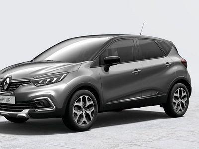 begagnad Renault Captur PhII Energy TCe 90 Intens 5-d