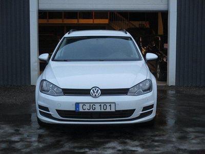 begagnad VW Golf SportsCombi 1.6 TDI 4Motion S