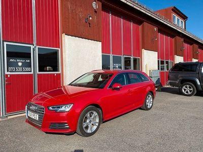 begagnad Audi A4 2.0TDI Quattro/Värmare/S-Tronic/Drag/Euro6/190Hk