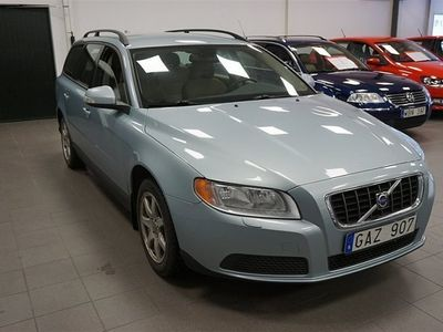 begagnad Volvo V70 2,5T